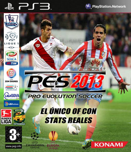Descargar Option File Para Pes 6 Actualizado 2013 | Manchester United