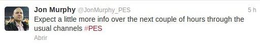 PES 2014: En unas horas Konami publicara nueva informacion