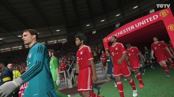PES 2014: Old Trafford estará licenciado
