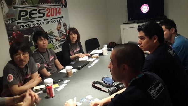 PES 2014: Impresiones de Robbye Ron sobre la Demo del E3