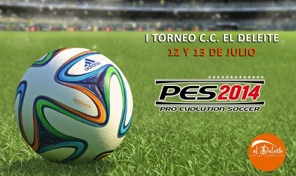 PES 2014: Torneo en el centro comercial Deleite
