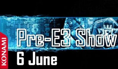 PES 2014: Konami organiza su tercer Pre-E3 show anual