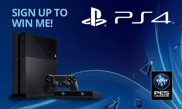 Gana una PS4 con PES Virtual UEFA Champions League
