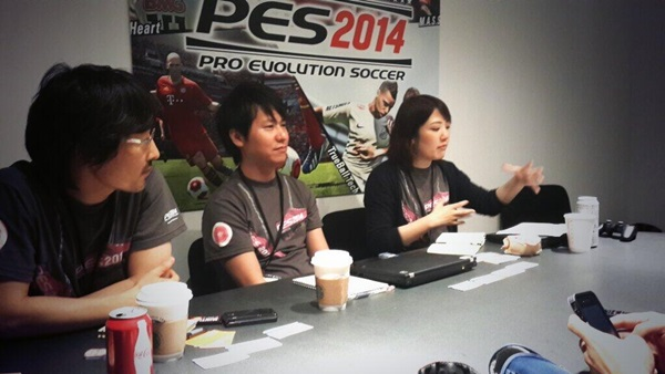 PES 2014: Vuelve el Modo Liga y Comunidad Online