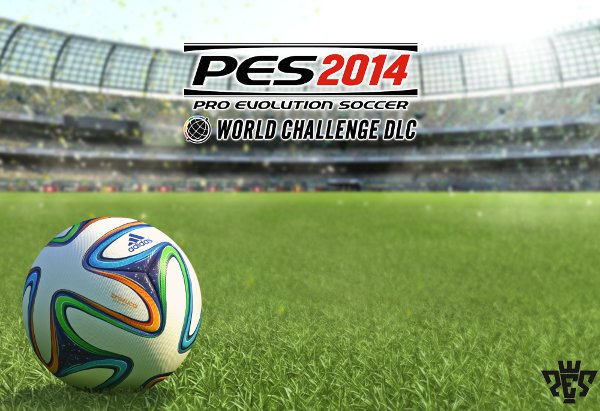 PES 2014: Calentando para el DLC World Challenge