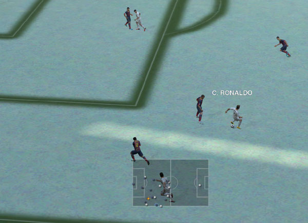 cesped pes 2014