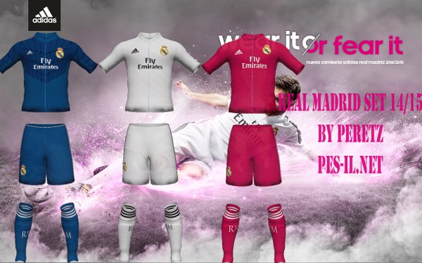 real madrid pes 2014