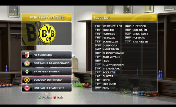 PTE Patch 1 0 PES 2014