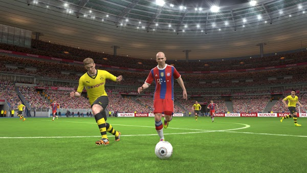 PES Patch - Updates For Pro Evolution Soccer