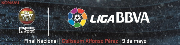 PES 2015: Plazas disponibles para la final nacional de Pesliga