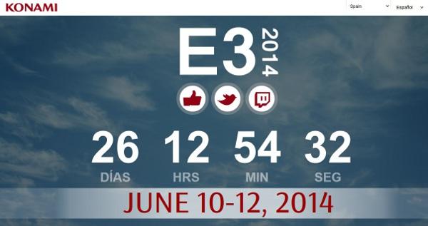 PES 2015: Konami inicia la cuenta atrás para la feria E3 2014
