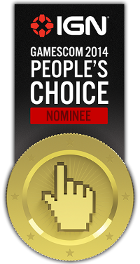 PES 2015: Nominado a los premios IGN People's Choice Award 2014