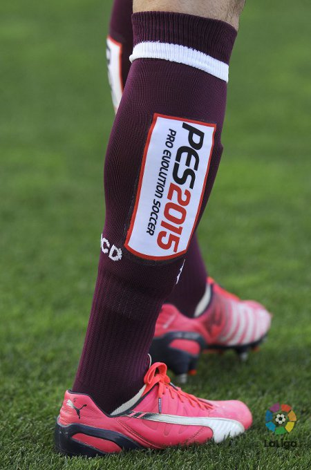 Konami se asocia con la LFP y Sockatyes para promocionar PES 2015