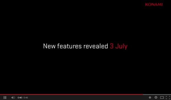 PES 2015: Nueva informacion oficial el 3 de julio