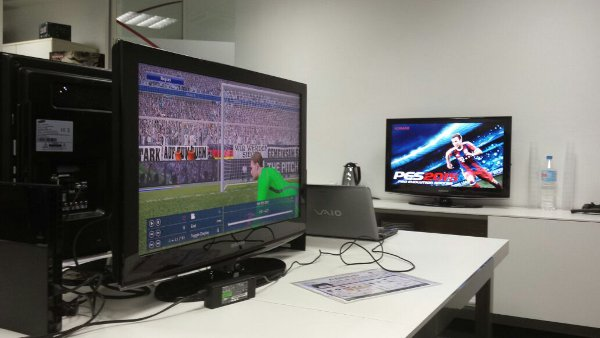 play test pes 2015