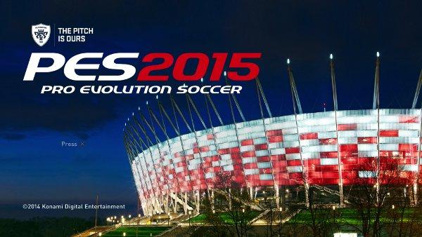PES 2015: Demo disponible en PSN y Xbox Live Europa