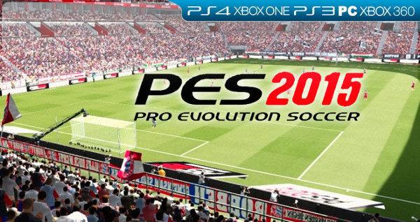 PES 2015: Konami trabaja con Microsoft para mejorar los 720p en Xbox One