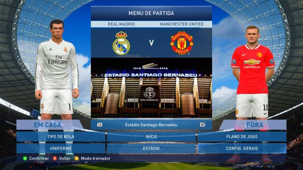 estadio real madrid pes 2015