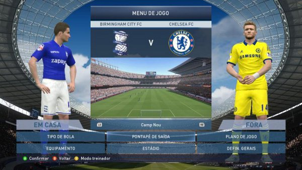 Patch Pes5 sur Playstation 2 - Sports