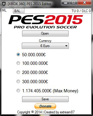 PES 2015 XBOX 360 Master League Money Save Editor v1.0 by extream87 Save_Editor_v1.0_PES_2015_Xbox360_by_extream87
