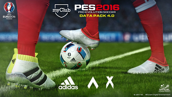 PES 2016: DLC 4.00 y Patch 1.05 ya disponibles
