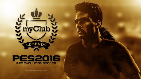PES 2016: Konami lanza el Trailer teaser Leyendas myClub
