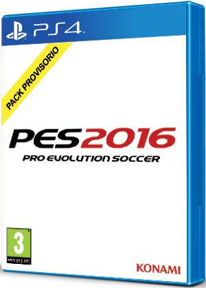 PES 2016: Ya se puede reservar desde Gamestop Italia