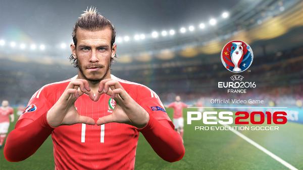 El juego oficial de KONAMI de la UEFA EURO 2016 ya está disponible