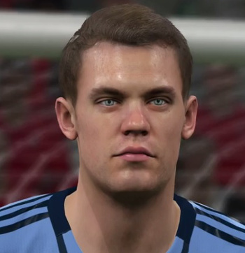 PES 2016: Video de caras Juventus y Bayern Munich