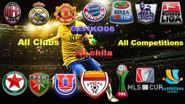 Pro Evolution Soccer 2016 PES 2016 Tutorial FIX LOGO