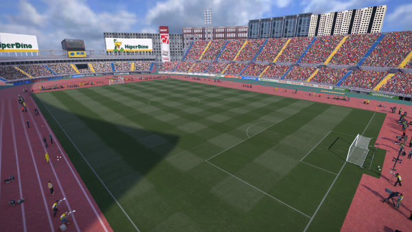 PES 2016 Gran Canaria estadio - by Santi69