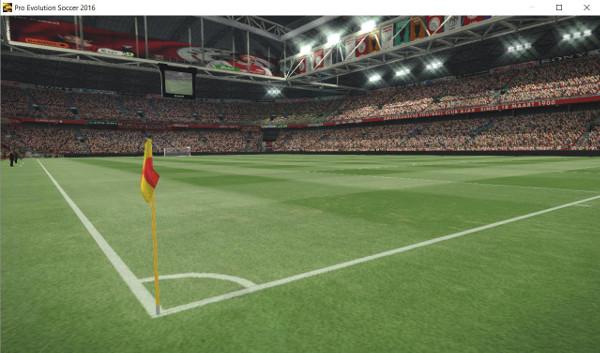 PES 2016 Nuevo Amsterdam Arena - by vangheljs