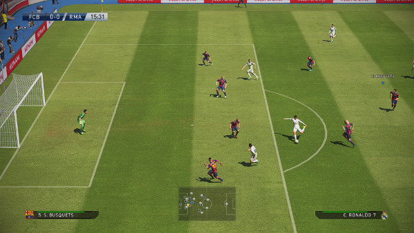 Ultra HD Graphic Patch PES 2016 - by muske25