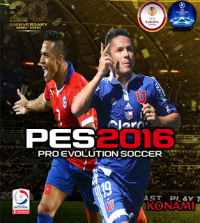 parches pes 2016 pc