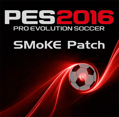 PES 2016 SMoKE Patch v8.0