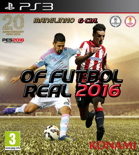 option file pes 2016