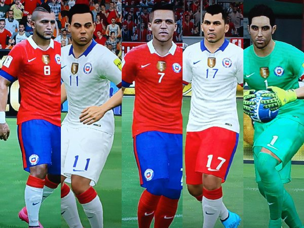 option file glatiatore pes 2016 ps3