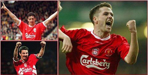 PES 2017: Se confirman varias leyendas del Liverpool