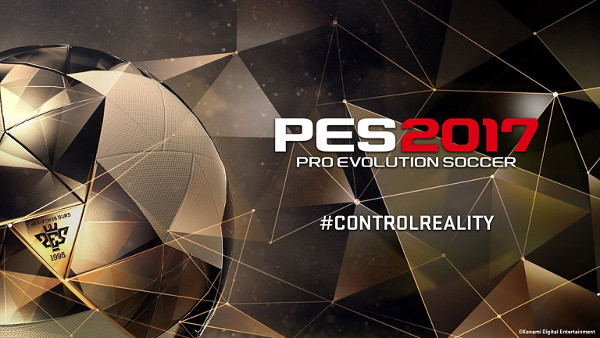 PES 2017 está disponible desde hoy para PS4, Xbox One, PS3, Xbox 360 y Steam