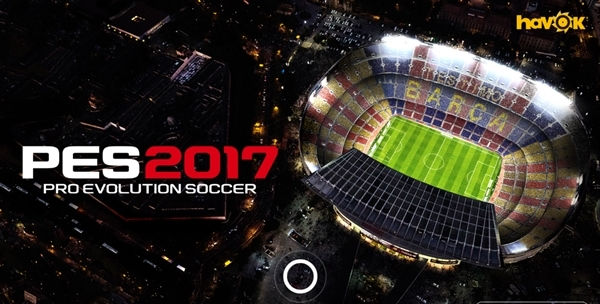 PES 2017 Android v0.1.0 - Juego Completo