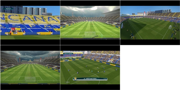Gran Canaria Stadium PES 2017 PC - by Santi69