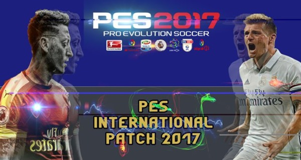 PES International Patch 17 Beta v0.1 PES 2017 PC
