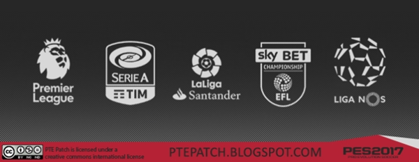 PTE Patch v1.0 PES 2017 PC
