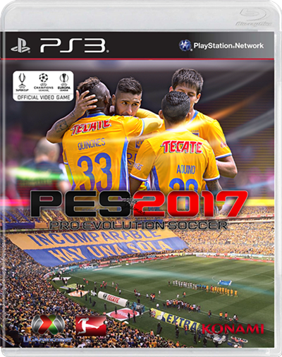 OF Bundesliga & Liga MX v1 PES 2017 PS3 - by JeeCkho