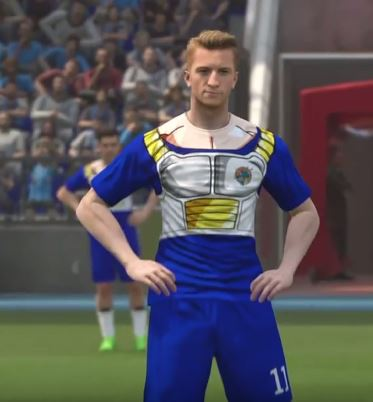 kits dragon ball pes 2017