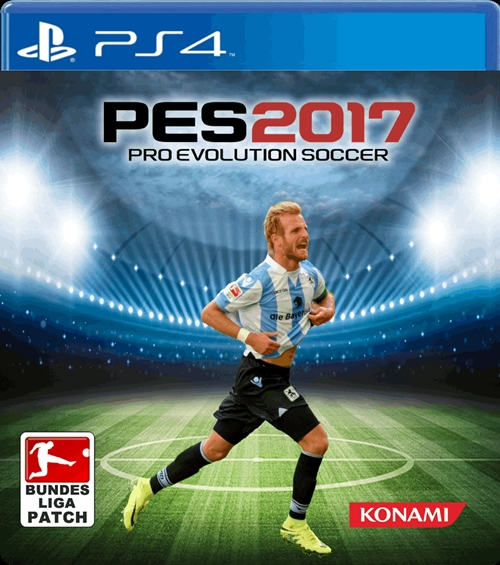 Bundes Patch equipos exportados PES 2017 PS4 - by BuliCrewPatch