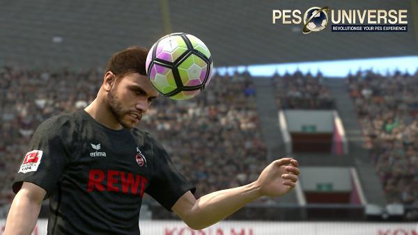 Bundesliga Option File v1 0 PES 2017 PS4 - by pesuniverse