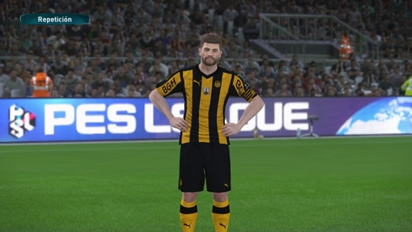 of conmebol pes 2017