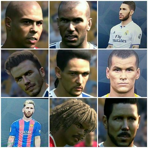 PES 2017 Legends v2 Xbox360 - by buenolacasito