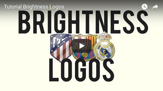 Brightness logos PSD + tutorial - by VMFT9